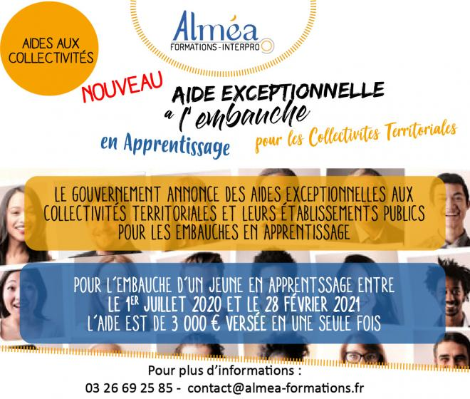aides embauche apprenti